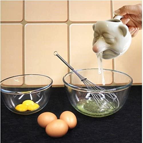 Eiertrenner Rotznase